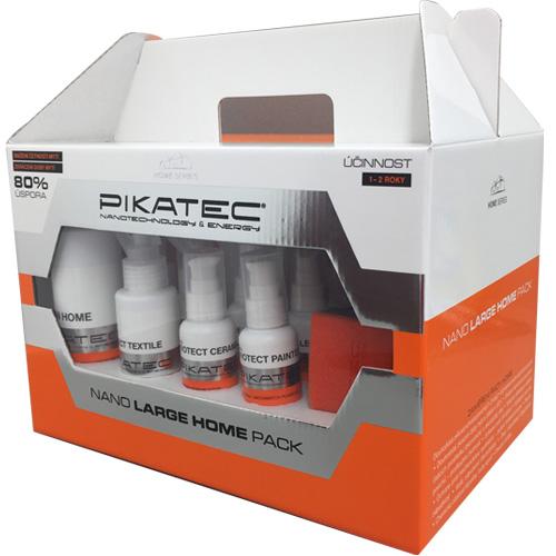 PIKATEC nagy háztartási készlet tisztítószer készlet minden felület ápolásához 180231010083