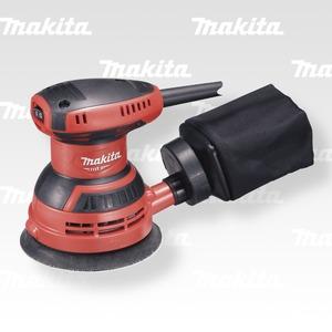 Maktec Makita MT excentercsiszoló 123mm, 230W M9204