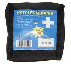 Motoros egészségügyi mentődoboz 216/2010 novella szerint,… AUTOL M