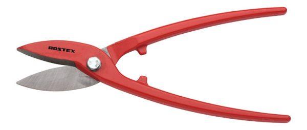 ROSTEX – lemezvágó olló 1 mm vastagságig – egyenes RX2342