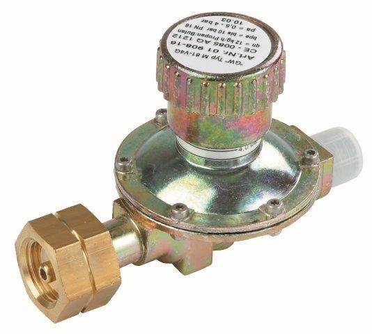 Meva nyomáscsökkentő gázreduktor nyomás csökkentő reduktor 0.5-4 bar NP01011
