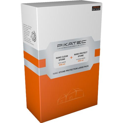 PIKATEC kőfelület tisztító ápoló készlet háztartási készlet tisztítószer 180231010079