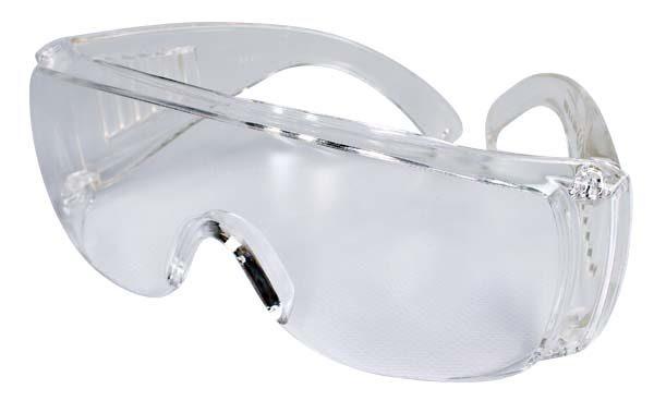 Védőszemüveg polikarbon lencse OB111