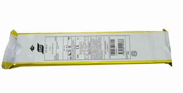 Bázikus elektródák OK48.00 / 2,0x300mm – csomagolás 47 db VacPac OK480020