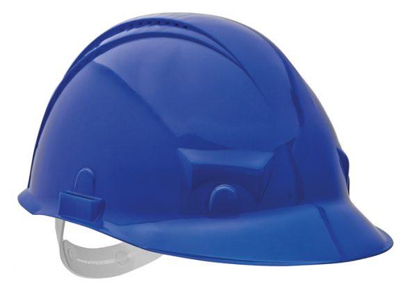PALADIO sisak szellőzővel – kék, szabvány EN397 PALADIO-MOD