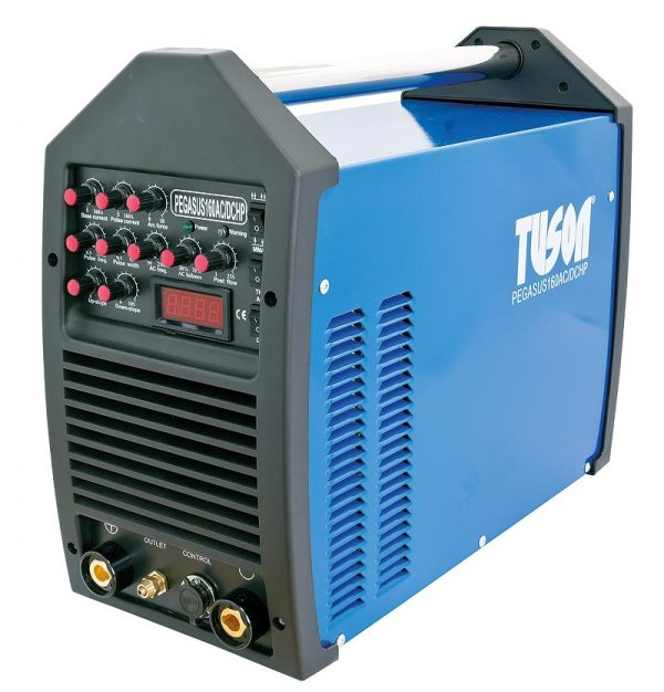 TUSON egyfázisú hegesztőgép hegesztőinverter inverteres hegesztő inverter PEGASUS 160 AC / D SV160-P
