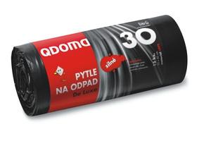 Szemeteszsák LDPE erős 30 l / 15 db, 50×60 cm Q001