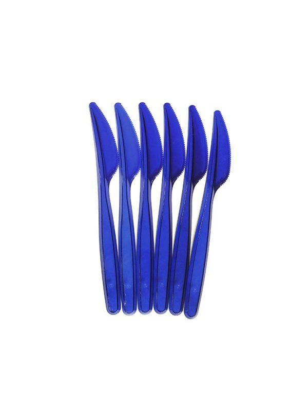 Kék kés 6 db Q238