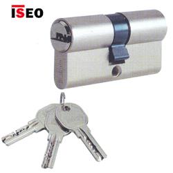 Cilinder betét R6 40-45 mm, 3 kulcsal GERAR64045