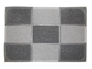 PRECIS – lábtörlő 40×60 cm, sakktábla R6013