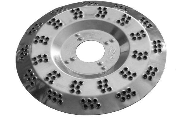 Rotációs ráspoly 115 mm sarokcsiszolókhoz, tárcsa vastagsága 0… ROTOMAGG115