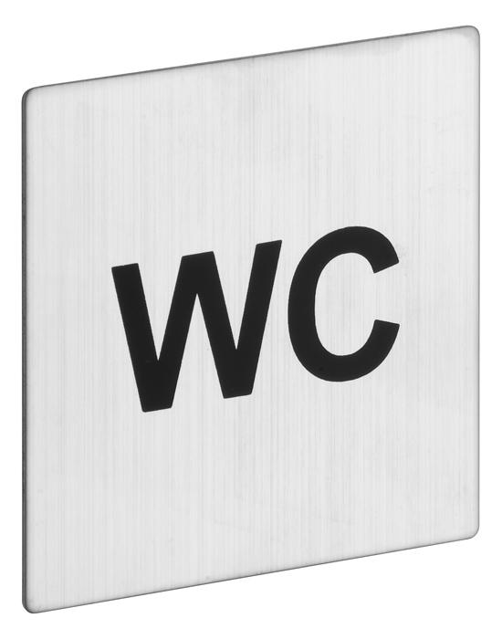 ROSTEX – ajtó jel – WC RX1033001400