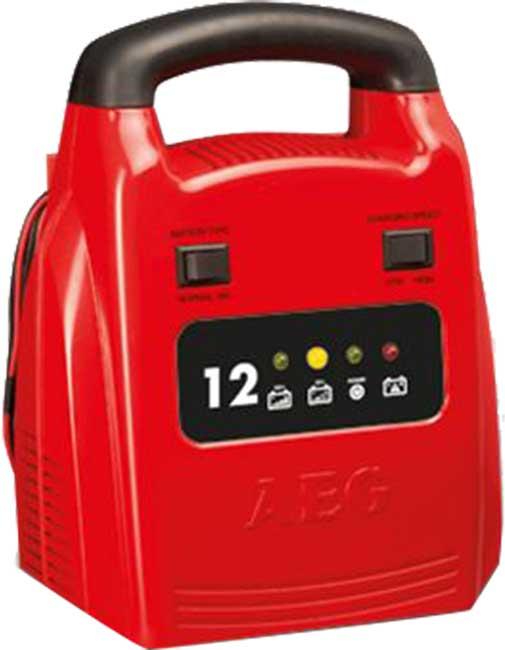 AEG automata akkumulátor töltő 12A, 12V, 2-120Ah SA-97005