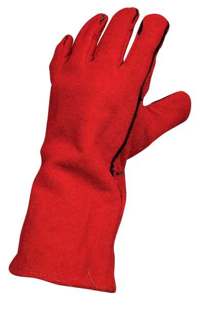 SANDIPER RED – hegesztő kesztyű, méret 11 SANDPIPER RED