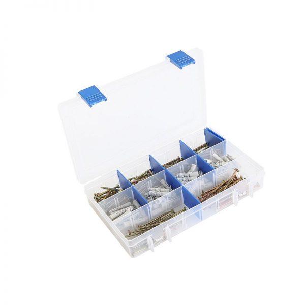 Szuper Box  kötőelem készlet, 6 mm-es furat átmérőhöz