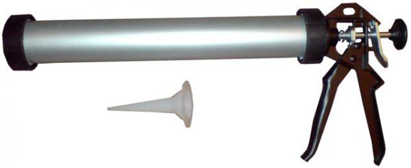 Alumínium kinyomópisztoly 600 mm SFY600SL
