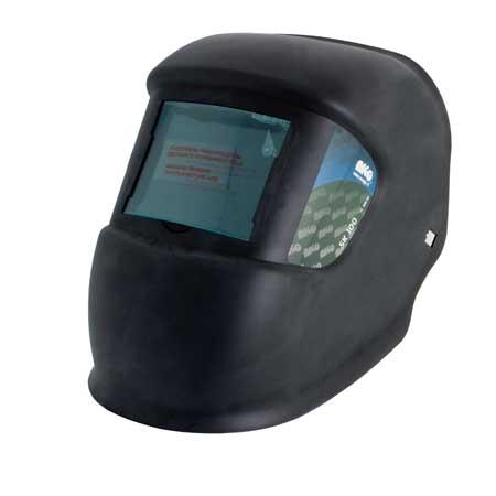 Hegesztő maszk, üveg sötétsége DIN 10 SK100
