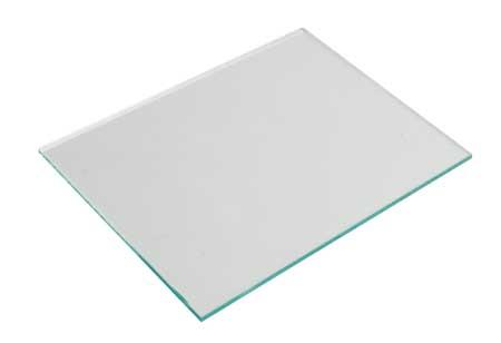 Hegesztő üveg víztiszta 110×90 mm SS001