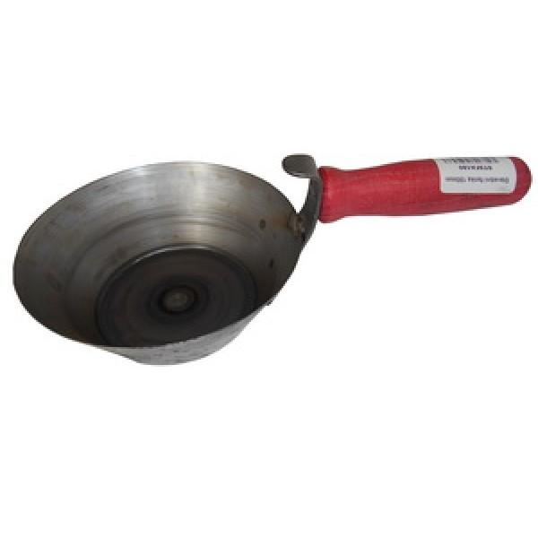 Kőműves serpenyő – acél STFA180
