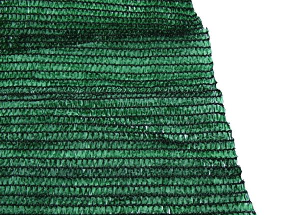 """Árnyékoló háló védőháló árnyékoló vászon """"zöldháló"""" 2 x 10 m STTEX15021"""