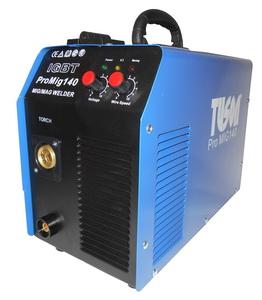 TUSON egyfázisú félautomata hegesztőgép hegesztő MIG / MAG 140A SV140-M