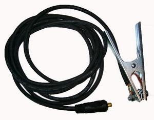 Kábel 1,5 m / 16 mm, 10-25 földelő fogóval 200A SVND-KAB02