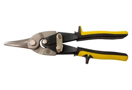 Lemezvágó olló, sárga – egyenes SY103
