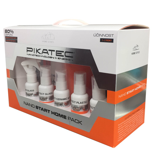 PIKATEC kezdő háztartási készlet tisztítószer készlet minden felület ápolásához 180231010082