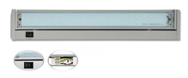 Konyhai LED lámpa lámpatest armatúra ezüst 4100 K 10 W TL2016-42SMD/10W