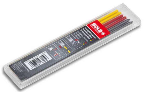 SOLA – TLM EM F – Színes, viaszolva, 2x piros, 2x sárga, 2x… 66033120