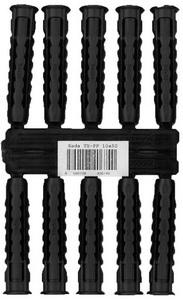 Univerzális tipli TX-PP 10×50, készlet 1×10 db fekete TX-PP10X50