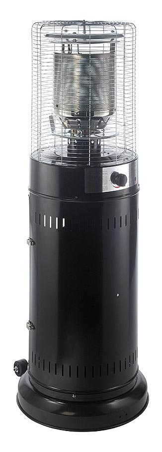 MEVA kerti melegítő kültéri hősugárzó gázos teraszfűtő 11 kW Piezo Vesuv TZ16002