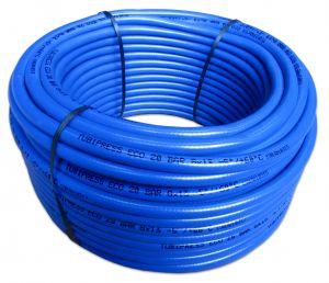 Levegő cső levegőcső légtömlő csatlakozó nélkül PVC 9 mm 50 m PU509x15