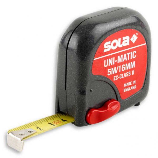 SOLA – UM 3 – Zsebmérőszalagok 3m x 16mm 50012501