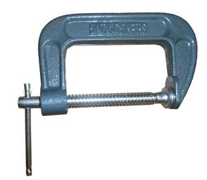 """Univerzális szorító, """"C"""" alakú, 75 mm UT9020075"""