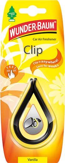 Wunder-baum Clip vanília – ks WB-67100