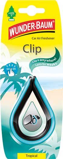 Wunder-baum Clip tropical – ks WB-67400