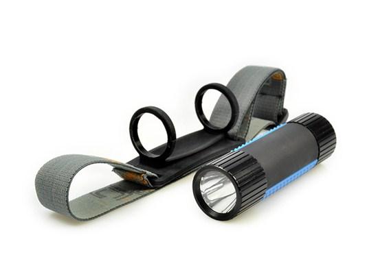 LED elem és fejlámpa, 2 az 1-ben, 90 + 140 lm, 3 x AAA WL105