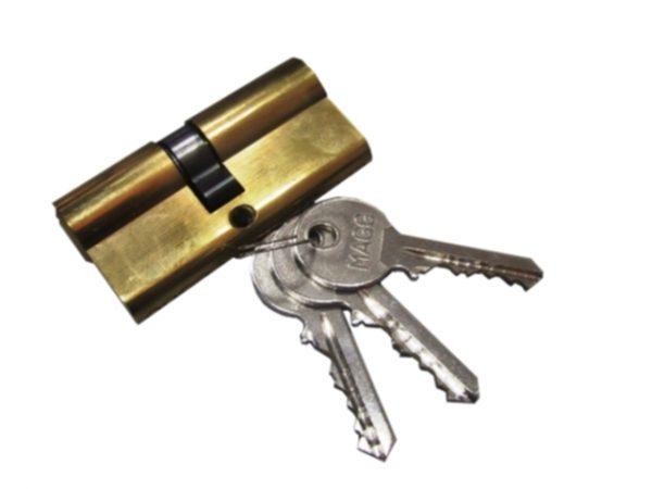 Cilinder betét + 3 kulcs (30+35 mm) CY65