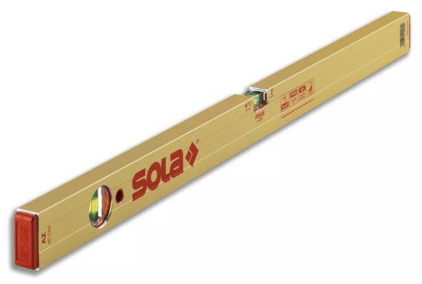 SOLA – AZ 40 – Zártszelvény-vízmértékek 40cm 01160501