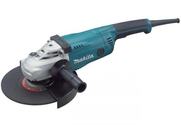 MAKITA sarokcsiszoló flex lágyindítással kétkezes 230mm 2200W GA9020RF