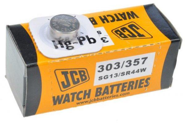 JCB Óraelem 303/357-as, 10 db/csomag JCB-303-357-10KS