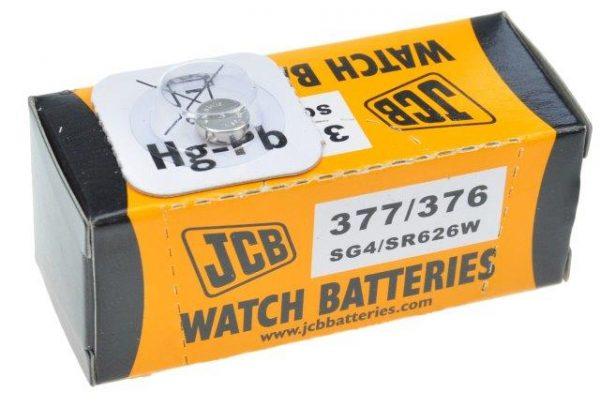 JCB Óraelem 376/377-as, 10 db/csomag JCB-376-377-10KS