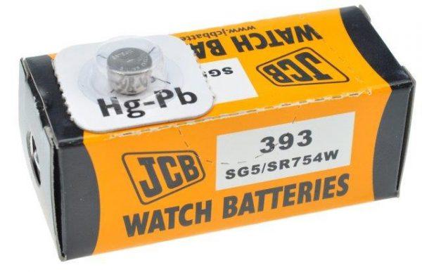 JCB Óraelem 393-as, 10 db/csomag JCB-393-10KS