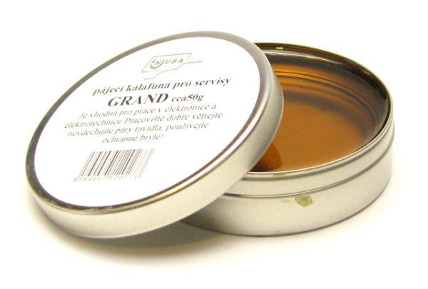Forrasztó gyanta – PROFI 50 g KG
