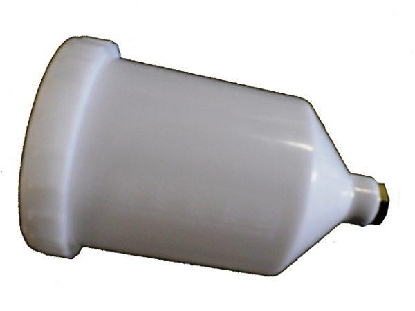 Tartalék tartály a HVLP WJ0081A1 szórópisztolyhoz, 600 ml WJ000600