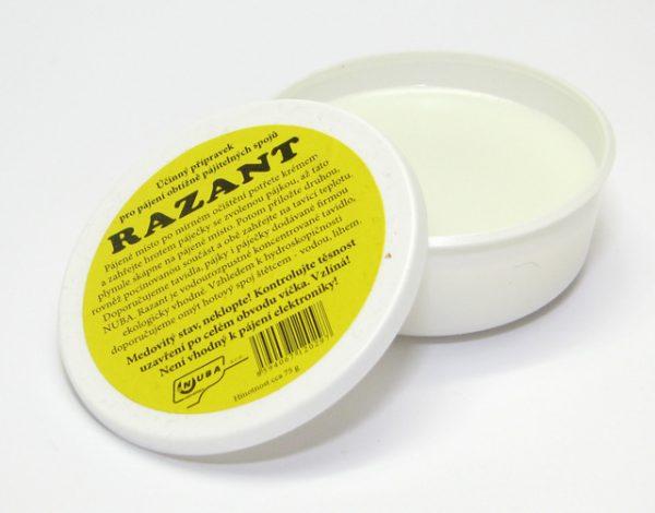 Forrasztó paszta RAZANT RAZ75