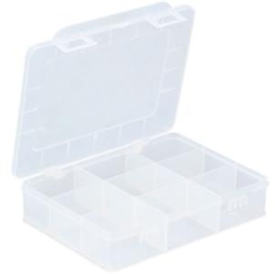 Allit EuroPlus Basic műanyag tároló doboz rekeszes 18/9 4005187571905
