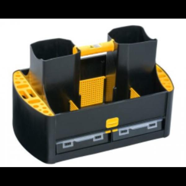 Allit McPlus szerszámos táska szerszámtartó doboz alkatrész rendszerező 4005187572858