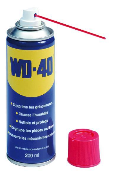 WD-40 WD40 WD 40 200 ML UNIVERZÁLIS KENŐANYAG WD-40-200